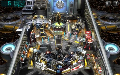 Marvel Pinball ss 1