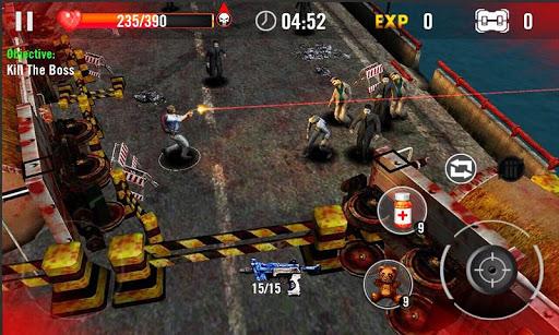 Massacre de zombi 3D ss 1