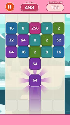 Merge Block Puzzle – 2048 Shoot Game free ss 1