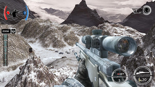 Mountain Sniper Shooting 3D FPS ss 1