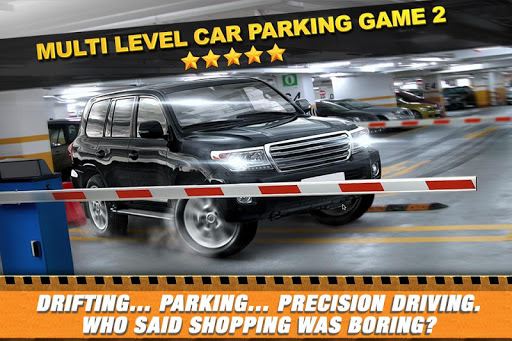 Multi Level Car Parking Game 2 ss 1