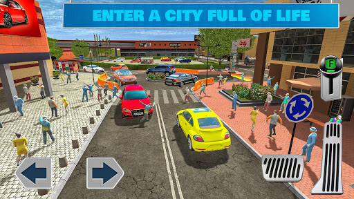 Multi Level Car Parking Games ss 1