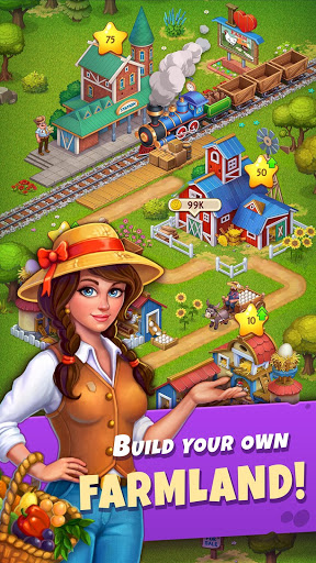 My Idle Farm Township Saga ss 1