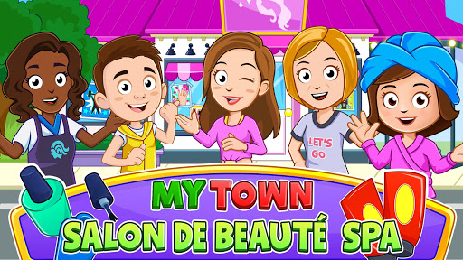 My Town Beauty Spa Saloon ss 1