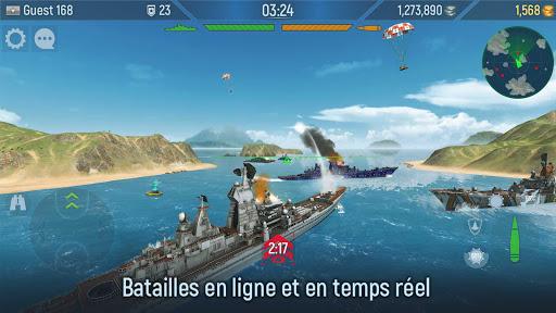 Naval Armada Jeux De Guerre De Cuirass ss 1