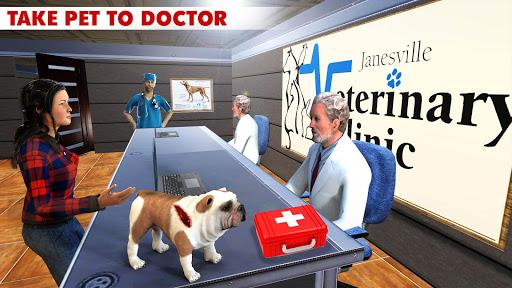 Pet Hospital Simulator 2020 – Jeux de Pet Doctor ss 1