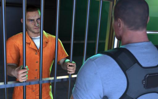 Prison Escape Jail Break Plan Jeux ss 1