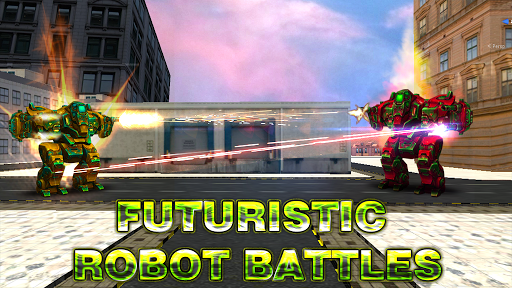 Robot World At War – Robo Battle Ground ss 1