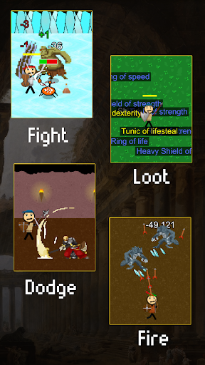 Rogue Dungeon RPG ss 1