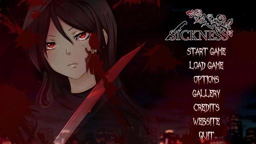 Sickness – Demo Visual Novel ss 1