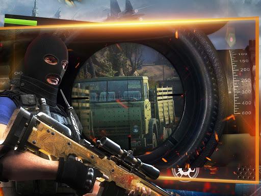 Sniper 3D Shooter- Free Gun Shooting Game ss 1