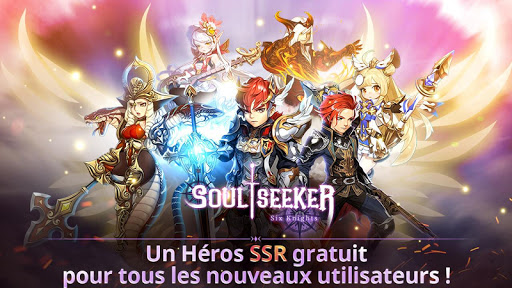 Soul Seeker Six Knights – RPG Action Stratgie ss 1