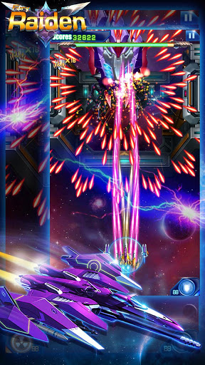 Space Shooter – Galaxy Attack ss 1