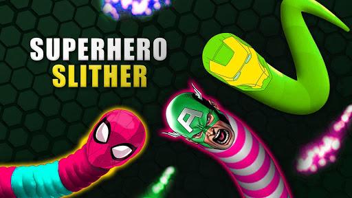 Superhero Slither Combat 3D Game ss 1
