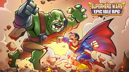 Superhero Wars Epic Idle RPG – Legend Battle ss 1
