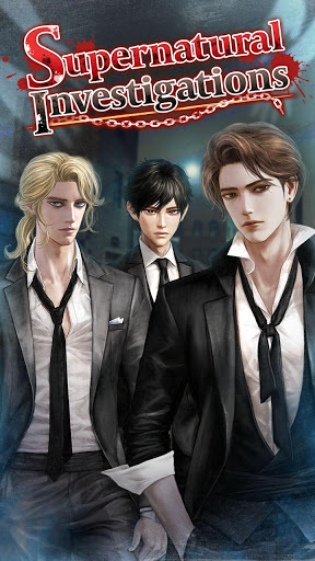 Supernatural Investigations Romance Otome Game ss 1
