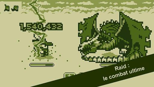 Timing Hero Retro Fighting Action RPG ss 1
