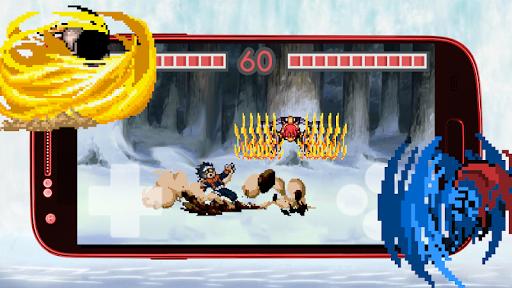Ultimate Ninja Fighting Heroes ss 1