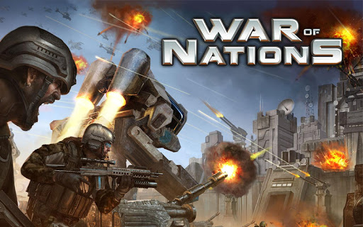 WAR OF NATIONS LE PvP PIQUE ss 1