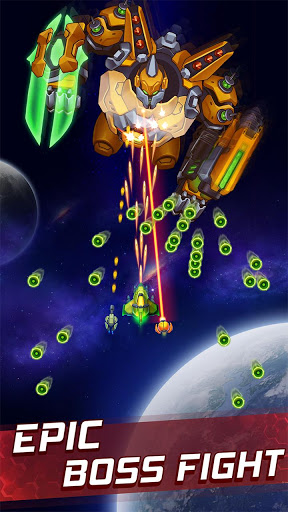 Wind Wings Space Shooter – Galaxy Attack ss 1