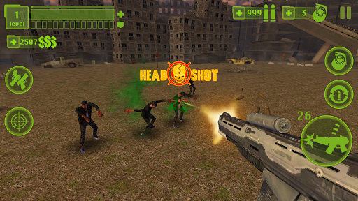 Zombie Hell 3 Last Stand – FPS Shooter ss 1