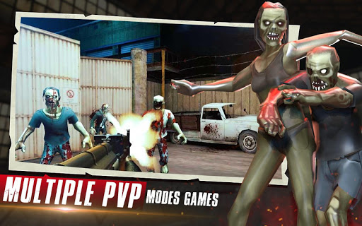 Zombies Halloween Survival 2019 New Zombie Games ss 1