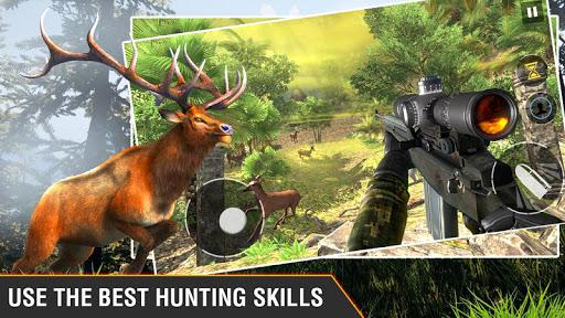 cerf chasseur games2020 jeux de tir danimaux ss 1