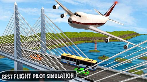 vol davion simulateur de vol 3D ss 1