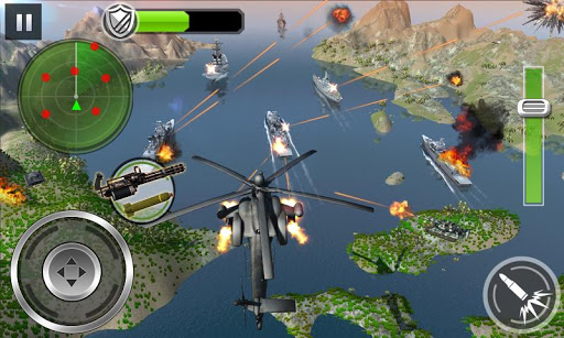 Air Gunship Battle 3D ss 1