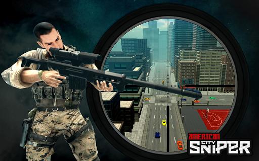 American City Sniper Shooter – Jeu de tir gratuit ss 1