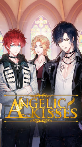 Angelic Kisses Romance Otome Game ss 1