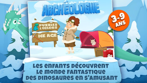 Archologue – Ice Age ss 1