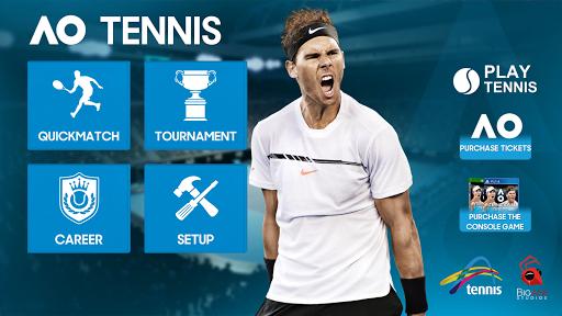 Australian Open Game ss 1