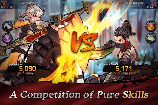Battle of Arrow Survival PvP ss 1