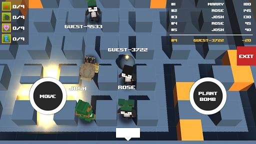 Bomber IO Online Bomber Battle Royale Game ss 1