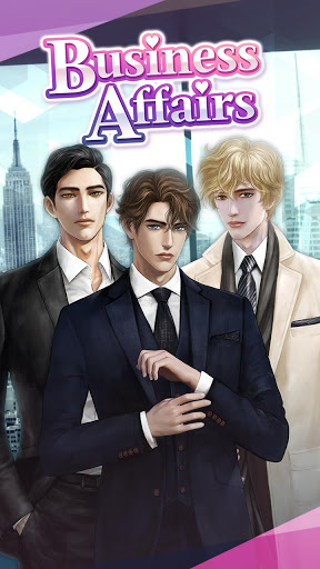 Business Affairs Romance Otome Game ss 1