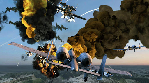 Call of Infinite Air Warfare ss 1