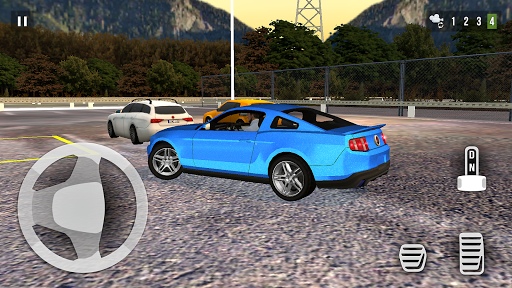 Car Parking 3D Sports Car 2 ss 1
