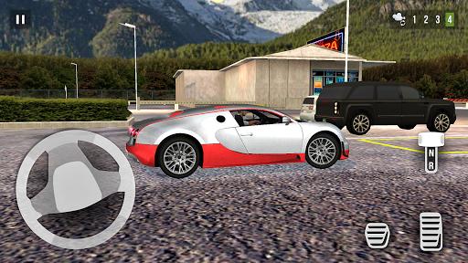 Car Parking 3D Super Sport Car ss 1