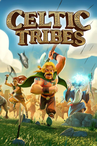 Celtic Tribes – MMO de stratgie construction ss 1