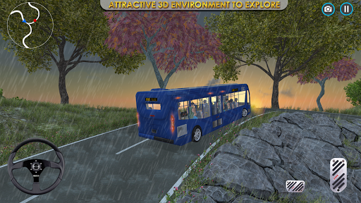 Coach Bus Simulator Parking ss 1