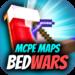 Code Triche Maps BedWars for MCPE. Bed Wars Map.  – Ressources GRATUITS ET ILLIMITÉS (ASTUCE)