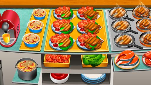 Cooking World – jeux de cuisine restaurant chef ss 1