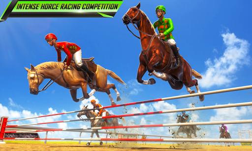 Courses hippiques – Derby Quest Race Jeux questre ss 1