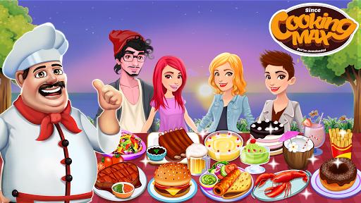 Cuisine Max – jeux restaurant de Mad Chef ss 1