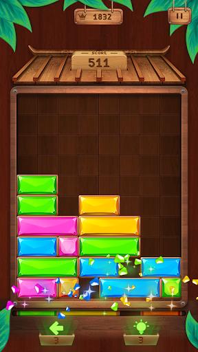Drop Down Block – Puzzle Jewel Blast Game ss 1