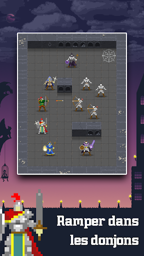 Dunidle – Idle RPG Pixel Heroes Dungeon Crawler ss 1