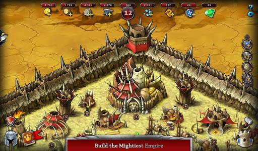 Emporea Real-time Multiplayer War Strategy Game ss 1