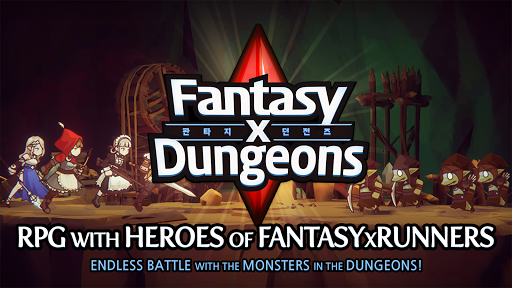 FANTASYxDUNGEONS – Idle AFK Role Playing Game ss 1