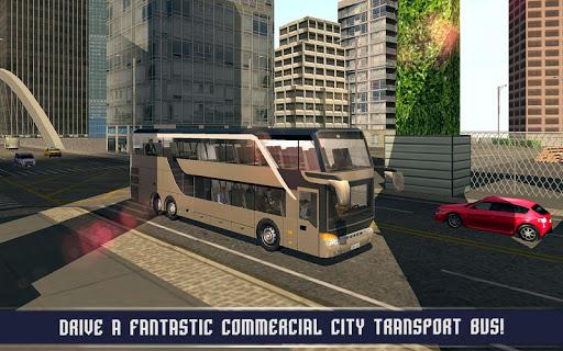 Fantastique City Bus Parker 2 ss 1